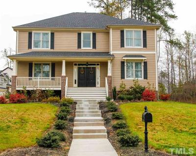 Apex Single Family Home For Sale: 1100 Bexley Hills Bend