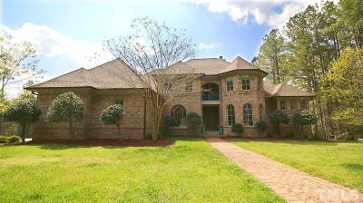 Chapel Hill Single Family Home For Sale: 847 Emily Lane
