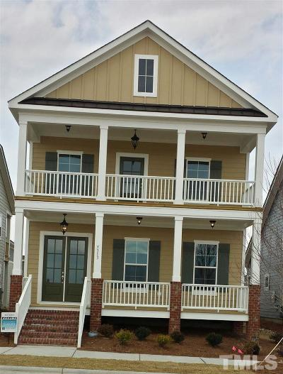 Raleigh Single Family Home For Sale: 5313 Beckom Street