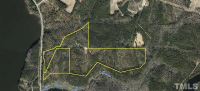 Wake County Residential Lots & Land Contingent: 1752 Old Weaver Trail