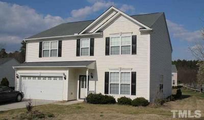 Durham Single Family Home Contingent: 2 Heatherford Court