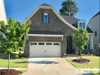 Wake Forest Single Family Home For Sale: 3349 Mountain Hill Drive