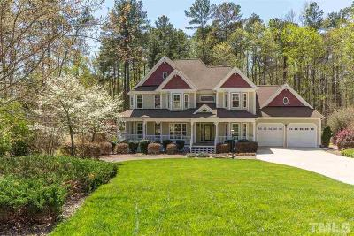 Chapel Hill Single Family Home For Sale: 464 Mountain Laurel