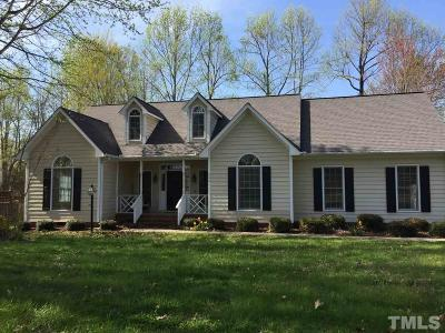 Mebane Single Family Home For Sale: 906 S Third Street