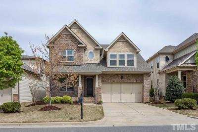 Cary Single Family Home For Sale: 4033 Franks Creek Drive