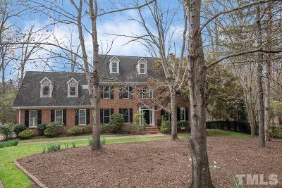 Chapel Hill Single Family Home For Sale: 113 Wicklow Place