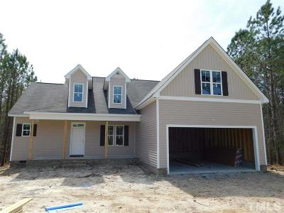 Zebulon Single Family Home For Sale: 75 Yancey Road