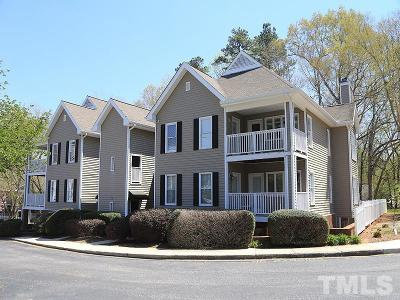 Cary Condo For Sale: 912 Springfork Drive