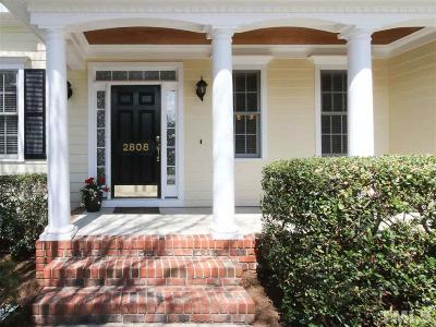 Durham County Single Family Home For Sale: 2808 Ashland Drive