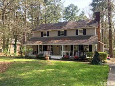 Durham Single Family Home For Sale: 4113 New Bern Place
