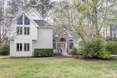 Cary Single Family Home Contingent: 103 Ivywood Lane
