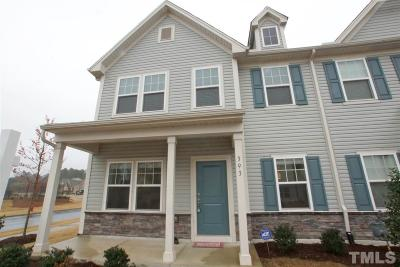 Morrisville Rental For Rent: 393 Shakespeare Drive
