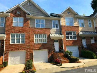 Raleigh Townhouse For Sale: 6104 Shandwick Court