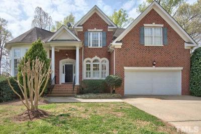 Chapel Hill Single Family Home For Sale: 103 Black Tie Lane