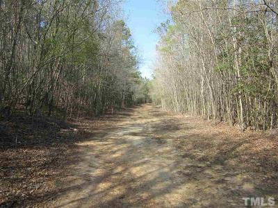 Johnston County Residential Lots & Land For Sale: Lots 2 &3 Driver Road
