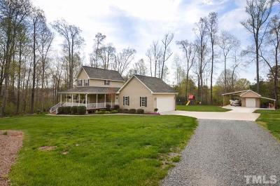 Pittsboro Single Family Home For Sale: 2164 E Us 64 Highway