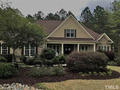 Johnston County Single Family Home For Sale: 67 Costa Court