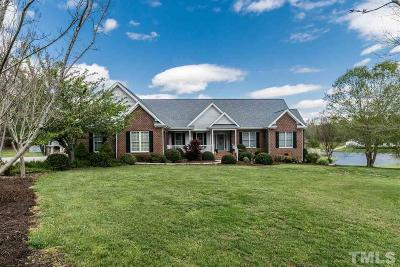 Chatham County Single Family Home For Sale: 113 Fawns Rest Road