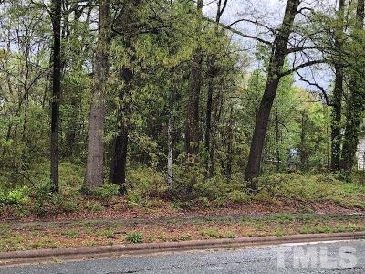 Durham Residential Lots & Land For Sale: 2210 Green Street