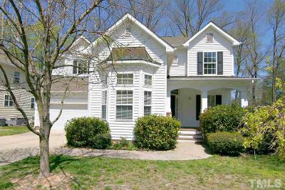 Durham Single Family Home For Sale: 19 Pinestraw Way