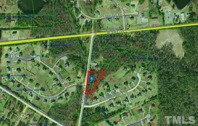 Johnston County Residential Lots & Land For Sale: 115 Wiggins Road