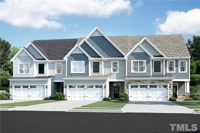 Durham Townhouse Pending: 203 Acorn Hollow Place