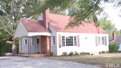 Durham Single Family Home For Sale: 1603 Ed Cook Road