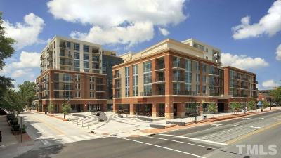 Chapel Hill Condo For Sale: 140 W Franklin Street #412