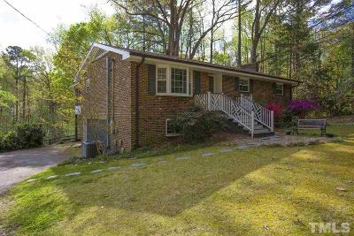 Raleigh Single Family Home For Sale: 11100 Creedmoor Road
