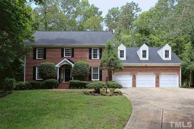 Chapel Hill Single Family Home For Sale: 824 Pinehurst Drive
