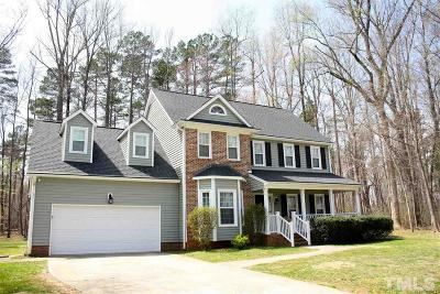 Mebane Single Family Home Pending: 109 Stoneham Court
