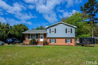 Raleigh Single Family Home For Sale: 4201 Stonewall Drive
