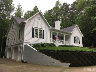 Durham County Single Family Home For Sale: 5 Stagview Lane