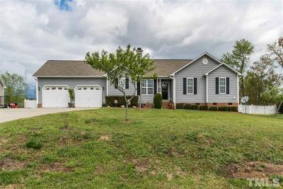 Fuquay Varina Single Family Home For Sale: 185 Kingsbrook Circle