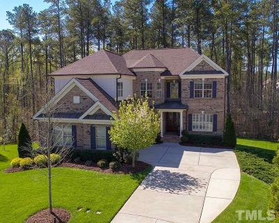 Durham County Single Family Home For Sale: 4 Woodcreek Court