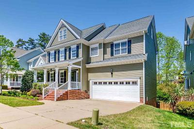 Apex Single Family Home For Sale: 1220 Dalgarven Drive