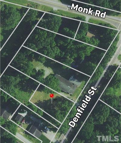 Durham Residential Lots & Land For Sale: 4523 Denfield Street