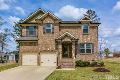Wake Forest Single Family Home For Sale: 4232 Green Drake Drive