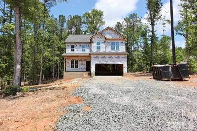 Granville County Single Family Home Pending: 3611 Pine Needles Drive