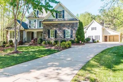 Raleigh Single Family Home For Sale: 12848 River Dance Drive