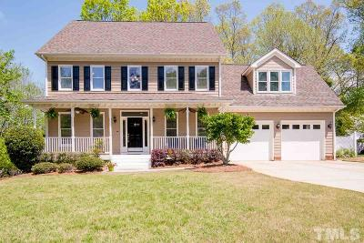 Cary Single Family Home For Sale: 101 Camden Branch Drive