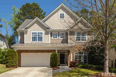 Cary NC Single Family Home For Sale: $459,900
