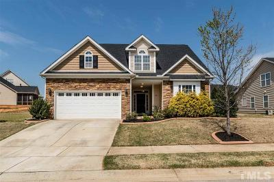 Fuquay Varina Single Family Home For Sale: 871 Ribbonleaf Lane