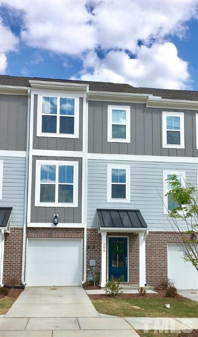 Holly Springs Rental For Rent: 205 Jones Hill Road