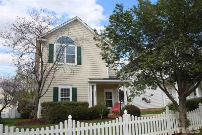Raleigh Single Family Home For Sale: 5036 Village Lawn Drive