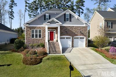 Chapel Hill Single Family Home For Sale: 211 Kinsale Drive