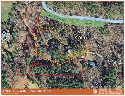 Durham Residential Lots & Land For Sale: Lot 3 Hollow Rock Road