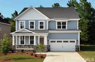 Raleigh Single Family Home Pending: 3007 Travern Drive