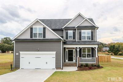 Johnston County Single Family Home For Sale: 20 Marywood Drive