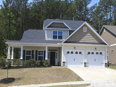 Knightdale Single Family Home For Sale: 1408 Lena Lane
